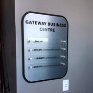 Dimensional Signs & Directories